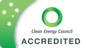 clean energy accredited logo
